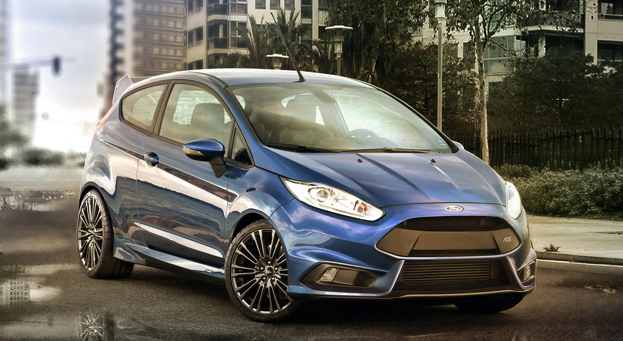 Fiesta-RS-Front