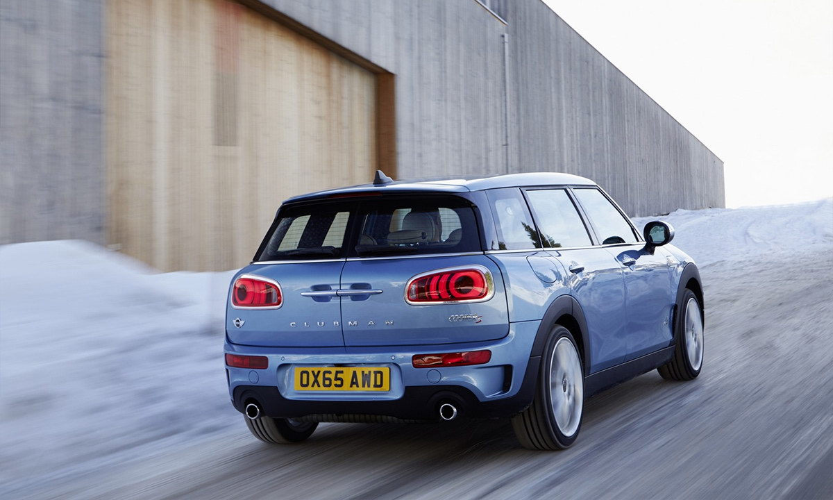 Mini Clubman AWD 7