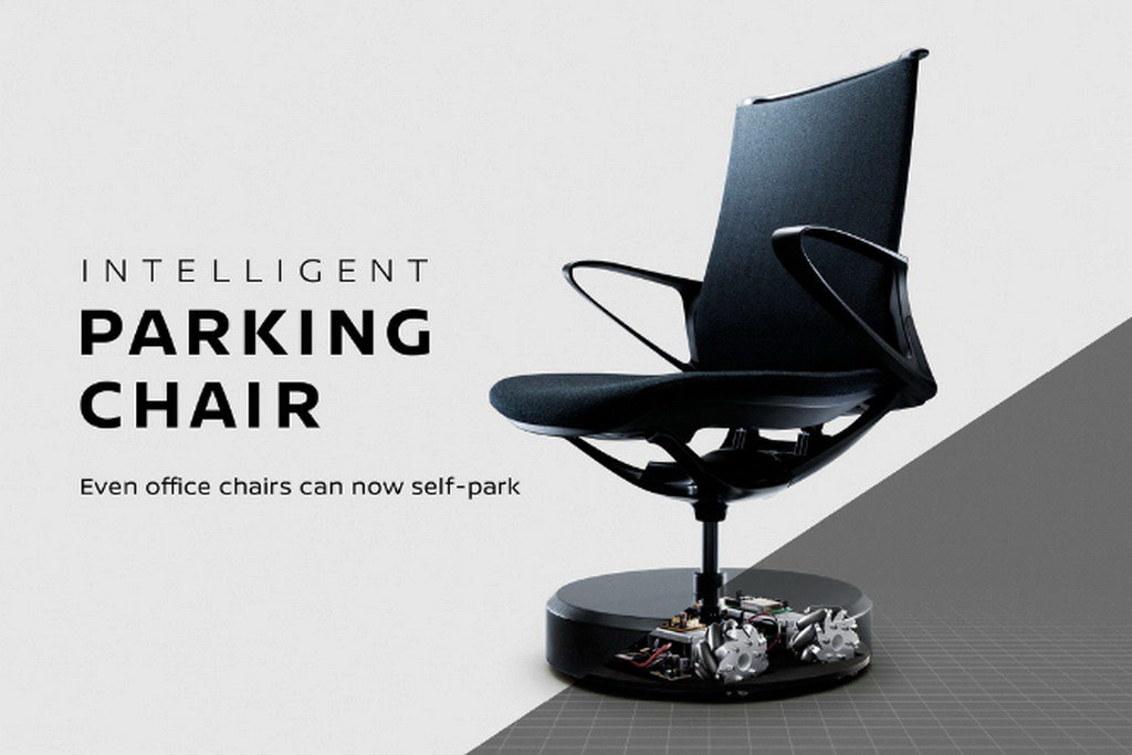 Nissan parking chair 1