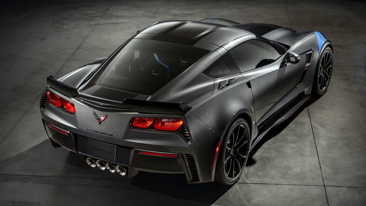 ChevyCorvette Grand Sport 1