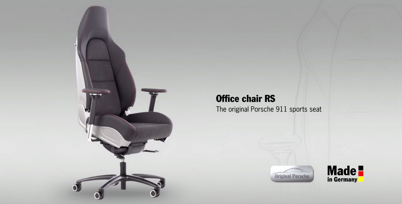 Porsche-Drivers-Selection-Office-Chair 1