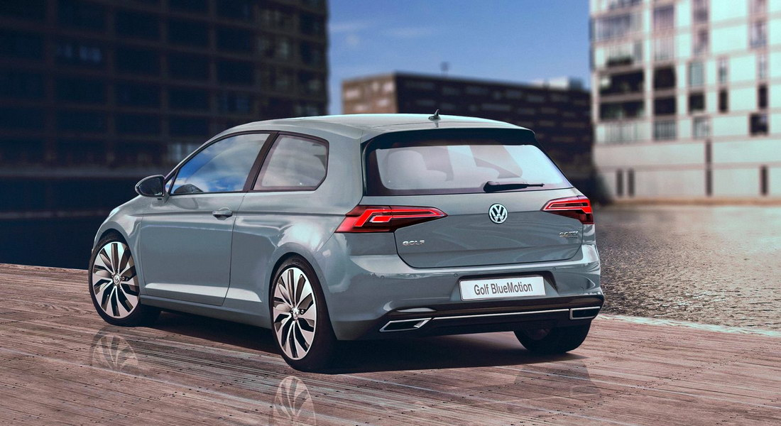 World sales VW golf