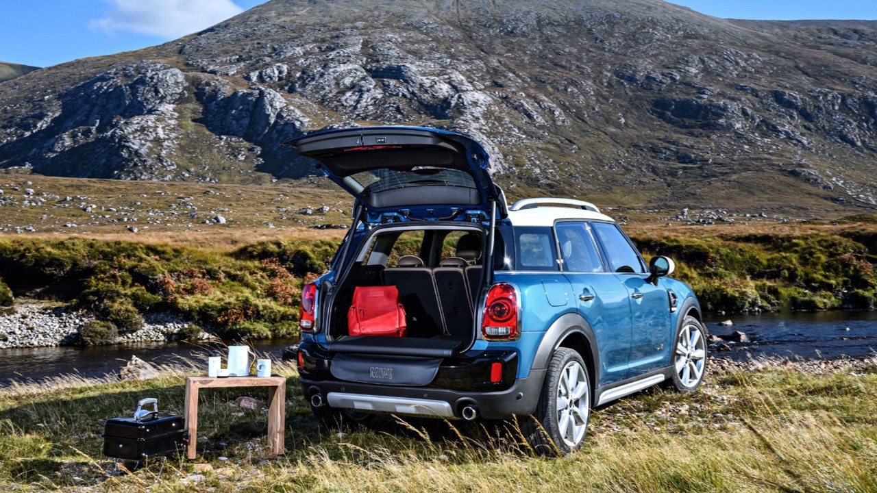 2017 MINI Countryman 14