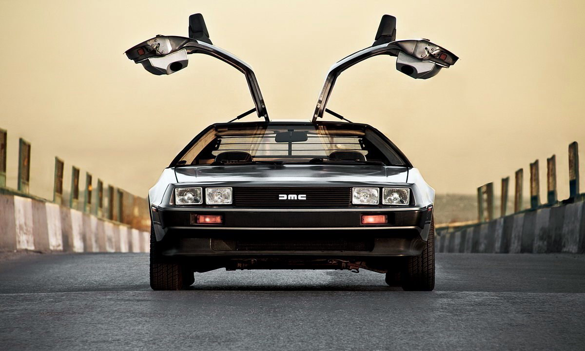 DeLorean DMC-12 3