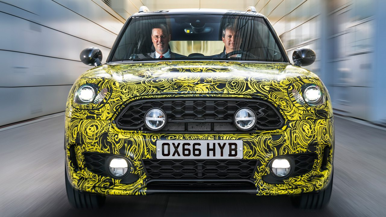 MINI Countryman Hybrid 1