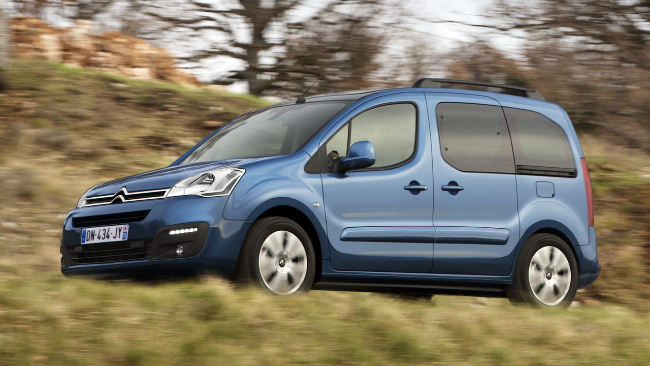 Citroen Berlingo VP
