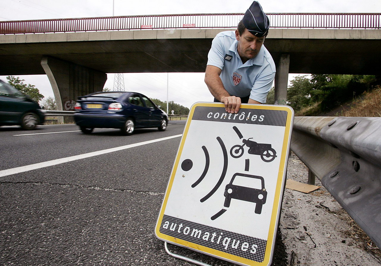 France speed control 1