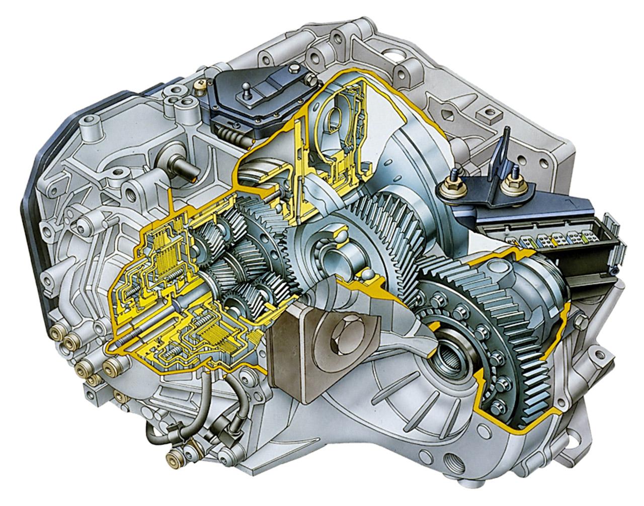 PSA Peugeot Citroen/Renault: AL4/DP0