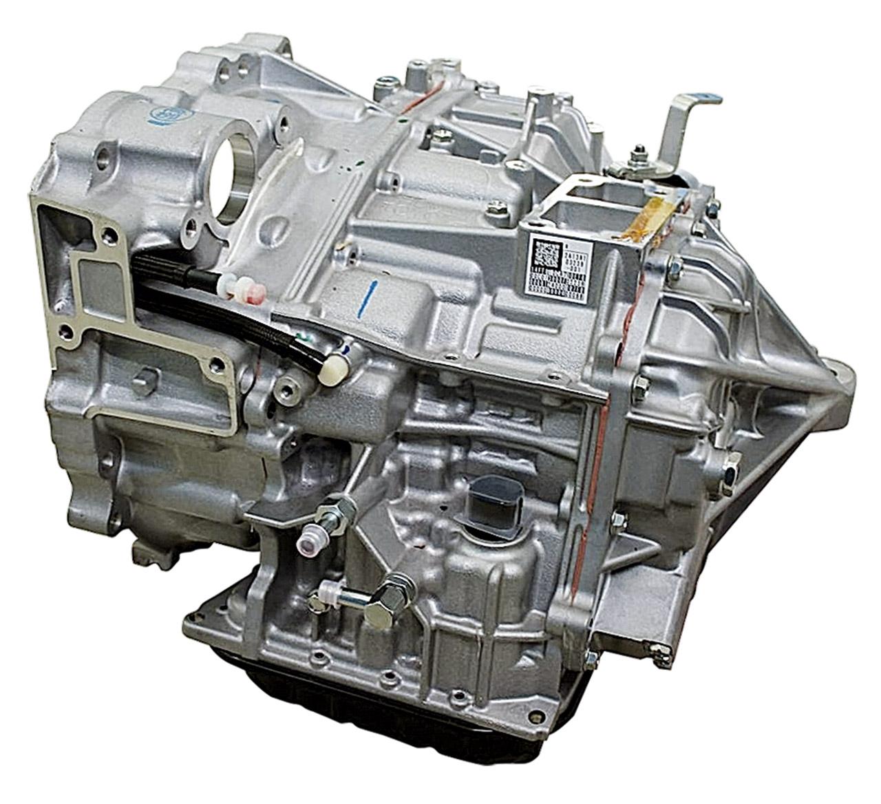 Toyota U140/U250/U660