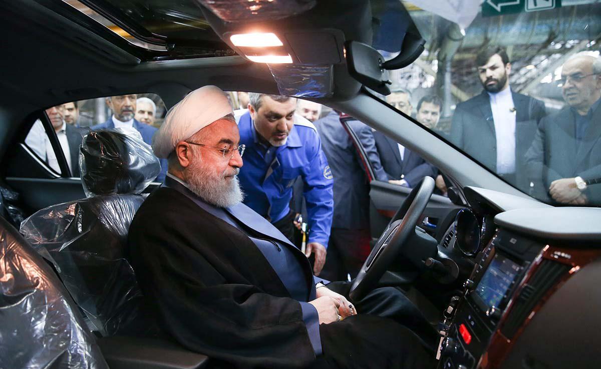 Иранское предприятие Khodro