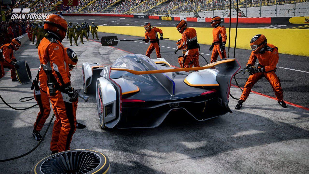 McLaren Ultimate Vision Gran