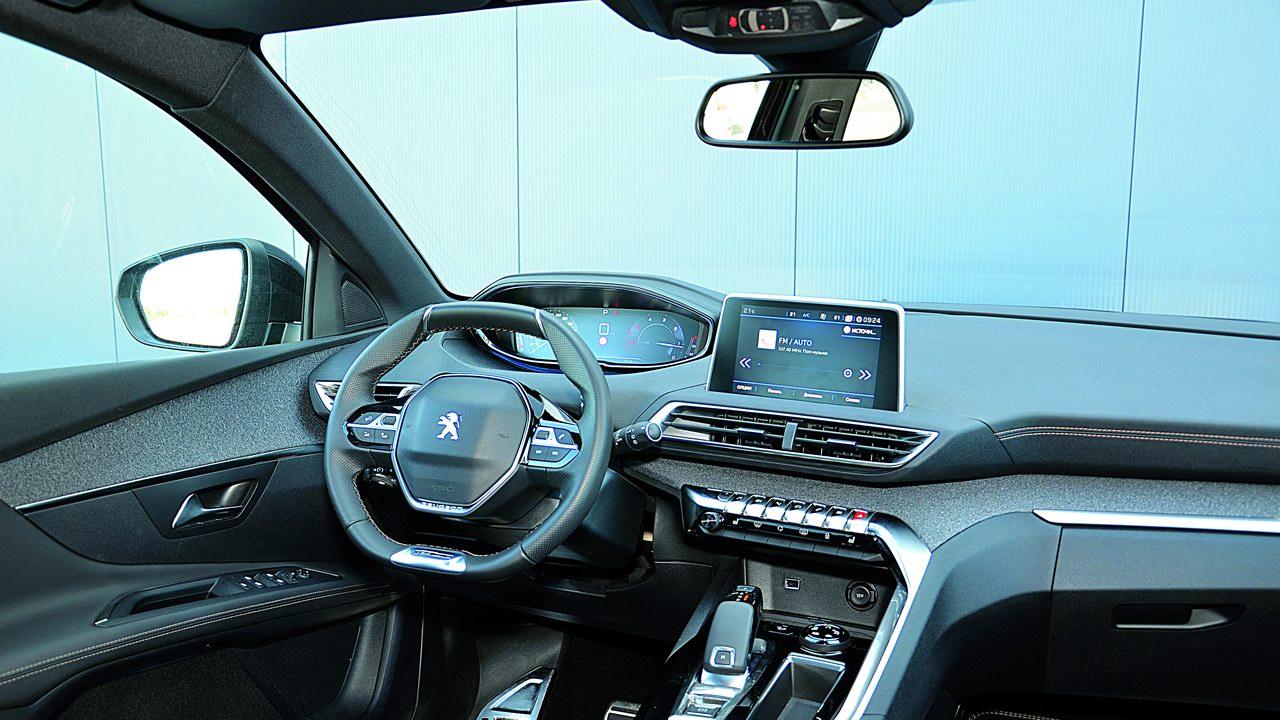 Peugeot 3008 GT-Line