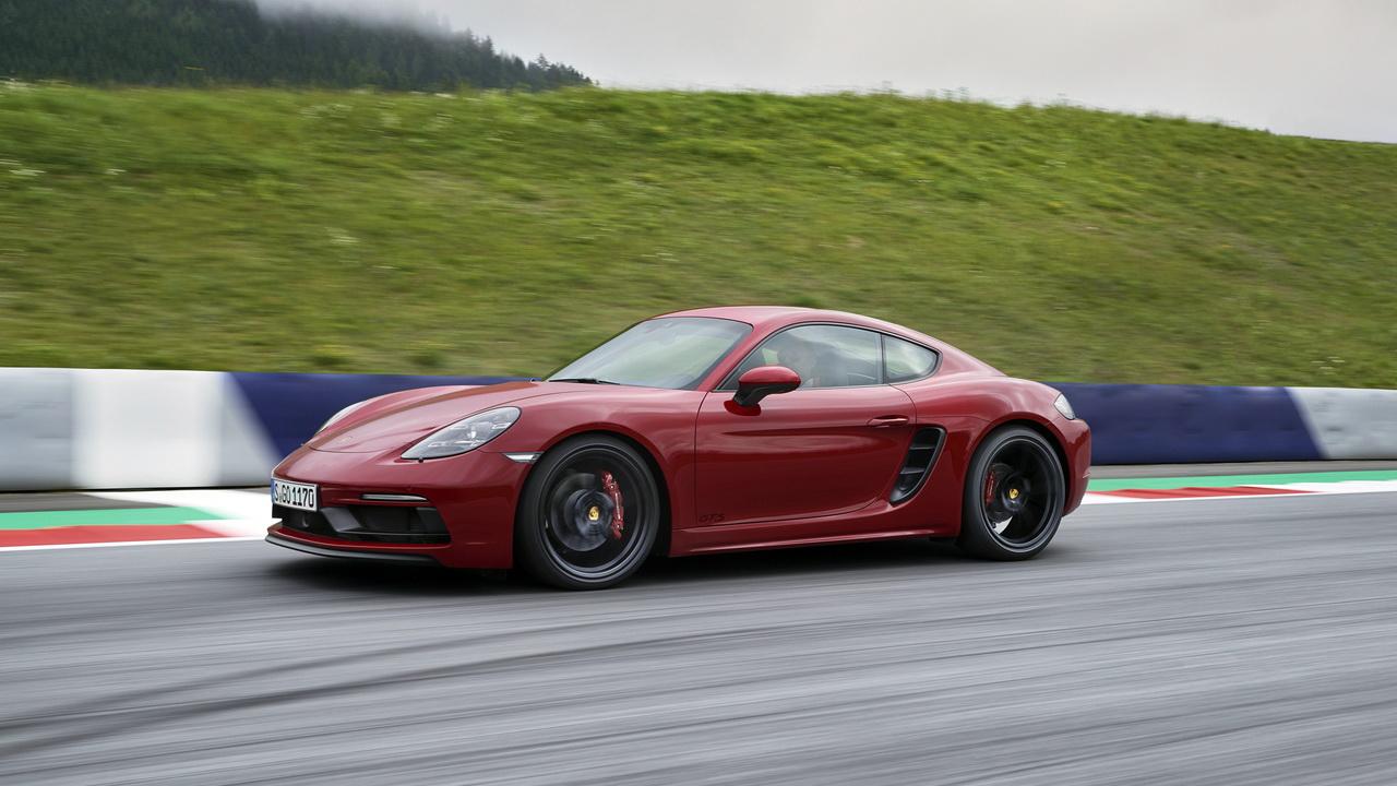 Porsche Boxster и Cayman