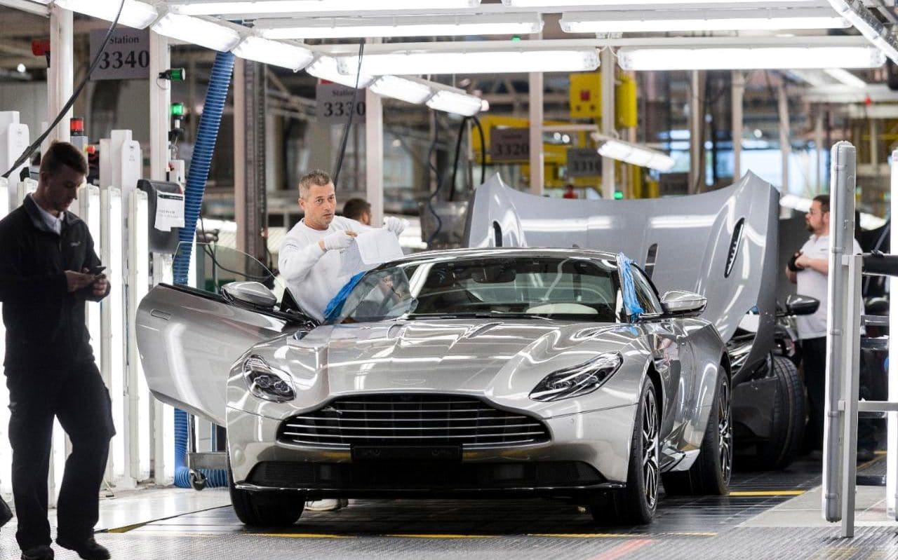Aston Martin Brexit