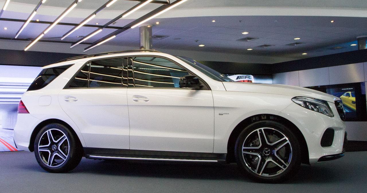 Mercedes-Benz GLE 500 e 4MATIC