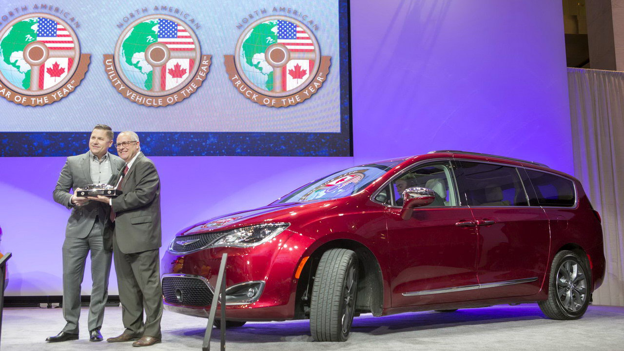 North American Car, Truck and Utility of the Year