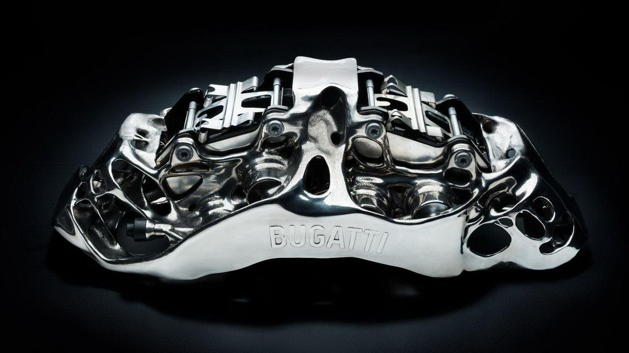 Bugatti brake