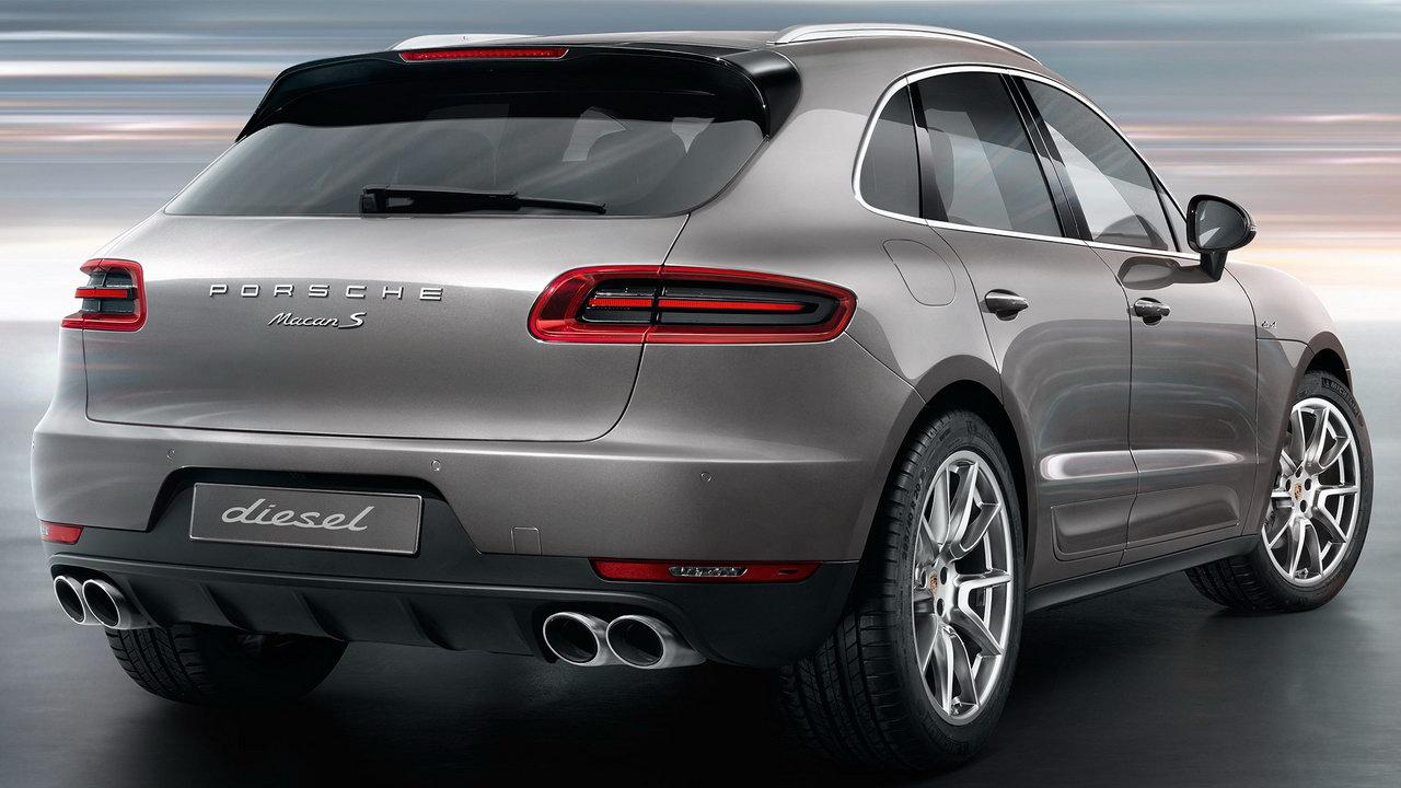 Porsche Macan S Diesel