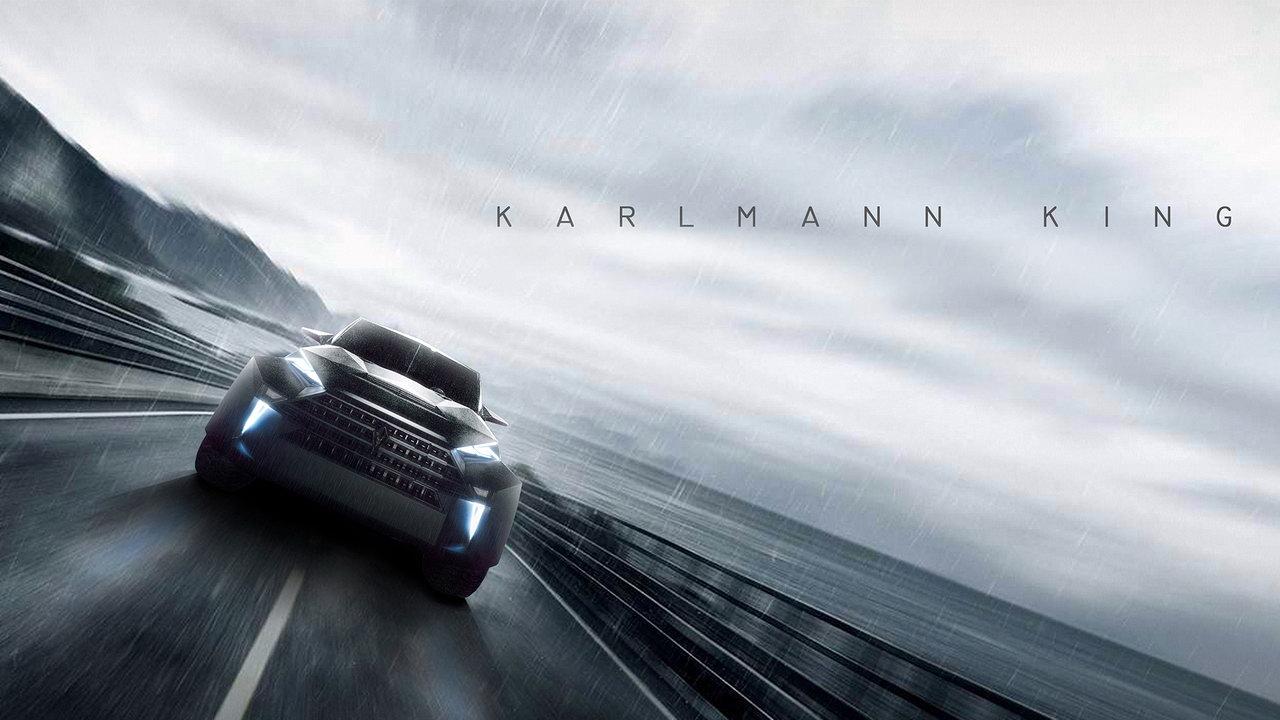 Karlmann King