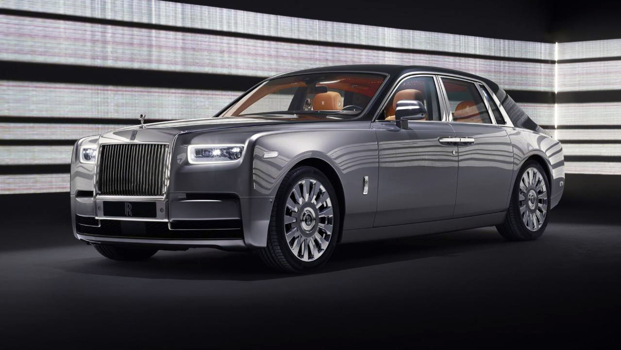 Rolls-Royce Phantom 8