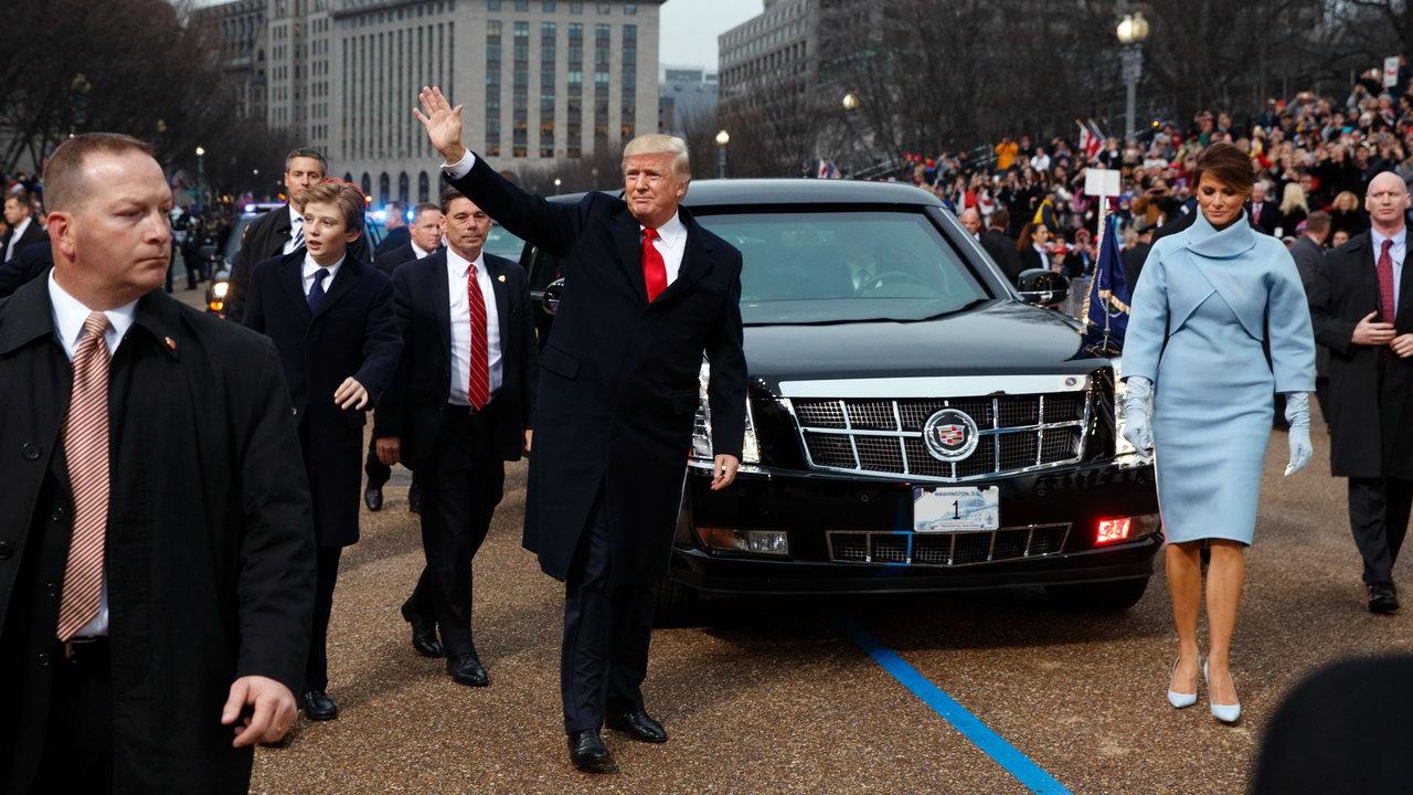 Лимузин Cadillac