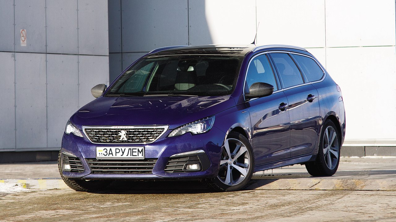 Peugeot 308 2018 года