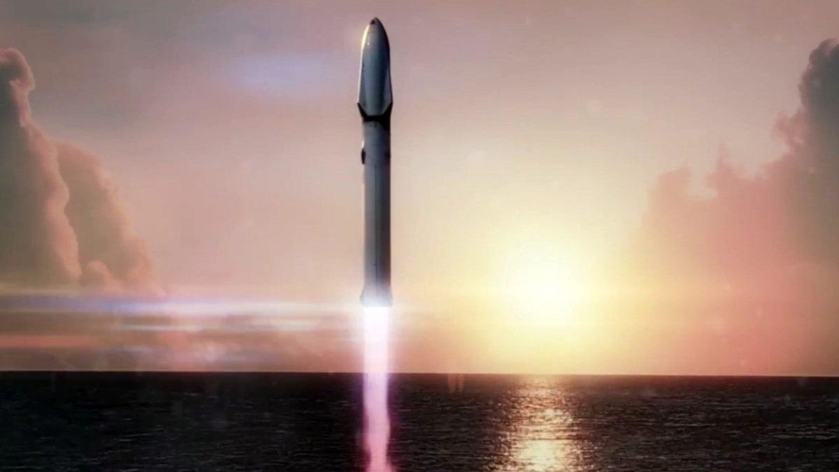 SpaceX BFG