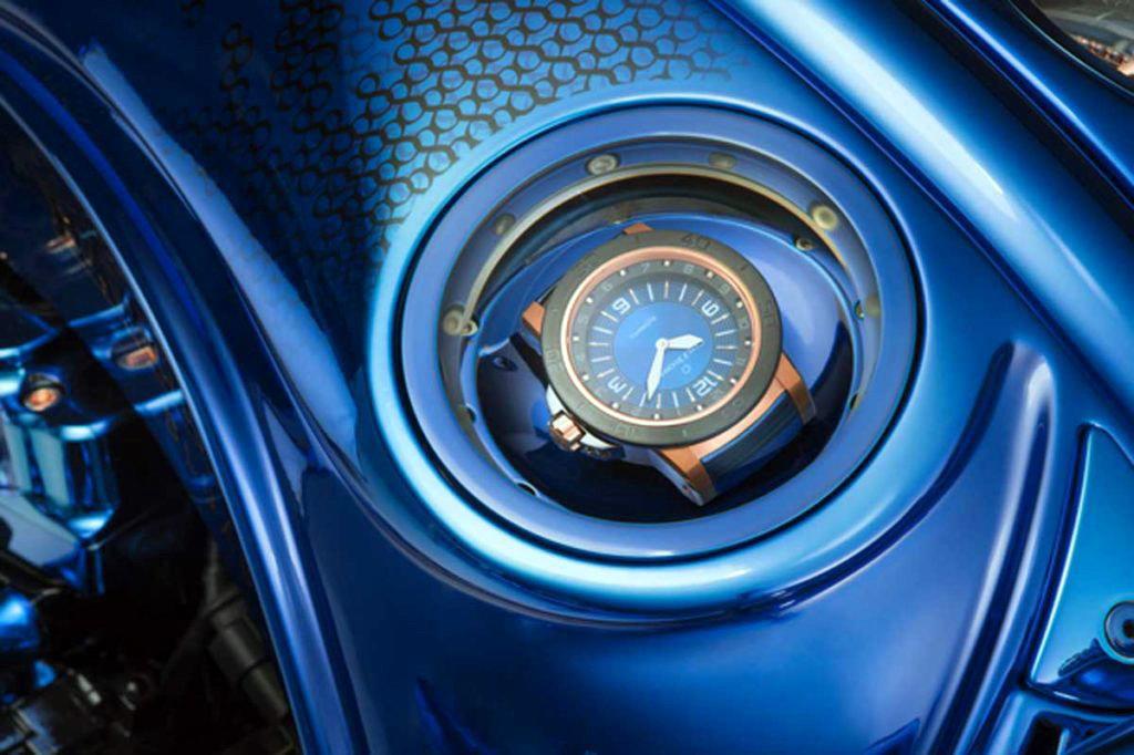 Harley-Davidson Bucherer Blue Edition