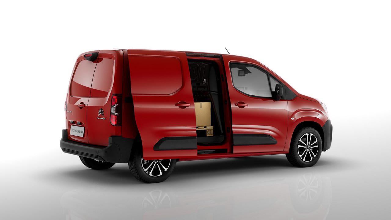 Новый CITROЁN Berlingo Фургон третьего поколения полон амбиций продолжить историю успеха предшественников