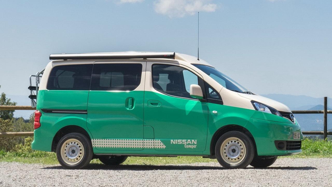 Nissan-camper