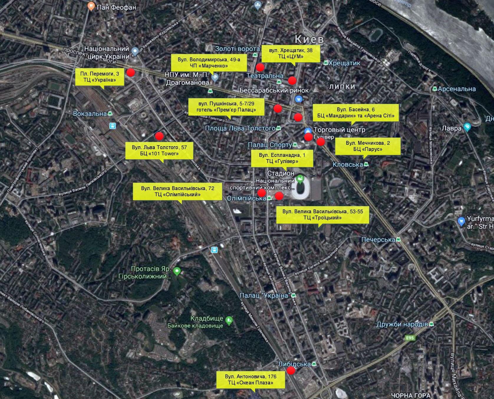 Parking Kyiv