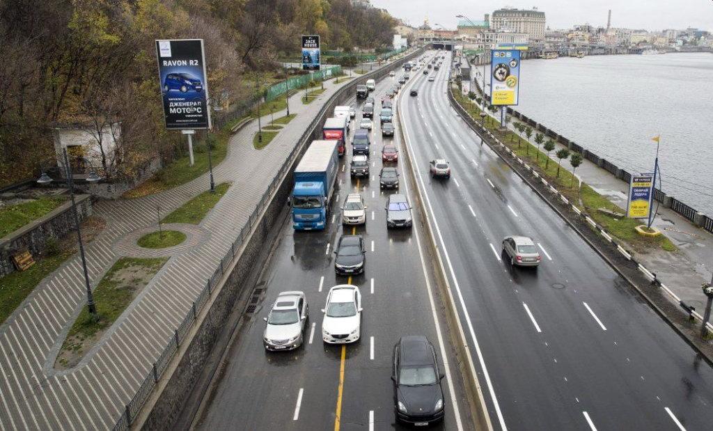 Speed limit Kiev