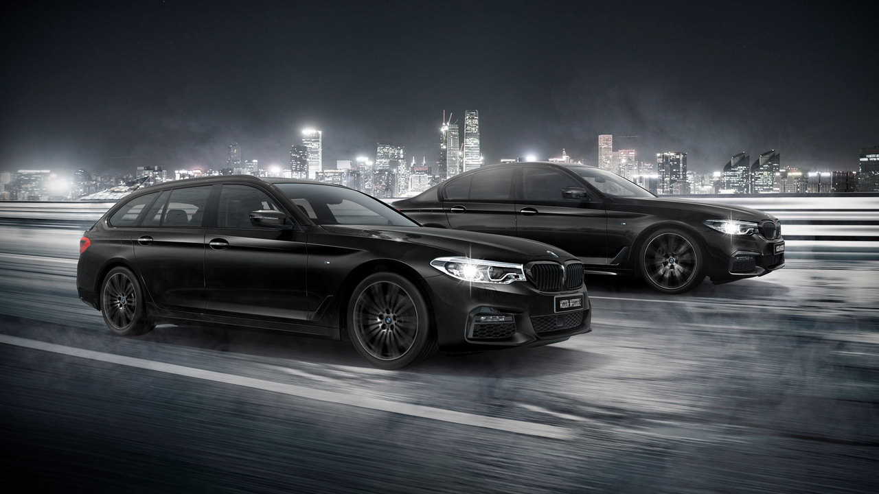 BMW 5 Series Edition Mission: Impossible