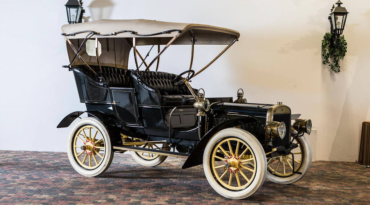 Ford Model B, 1905