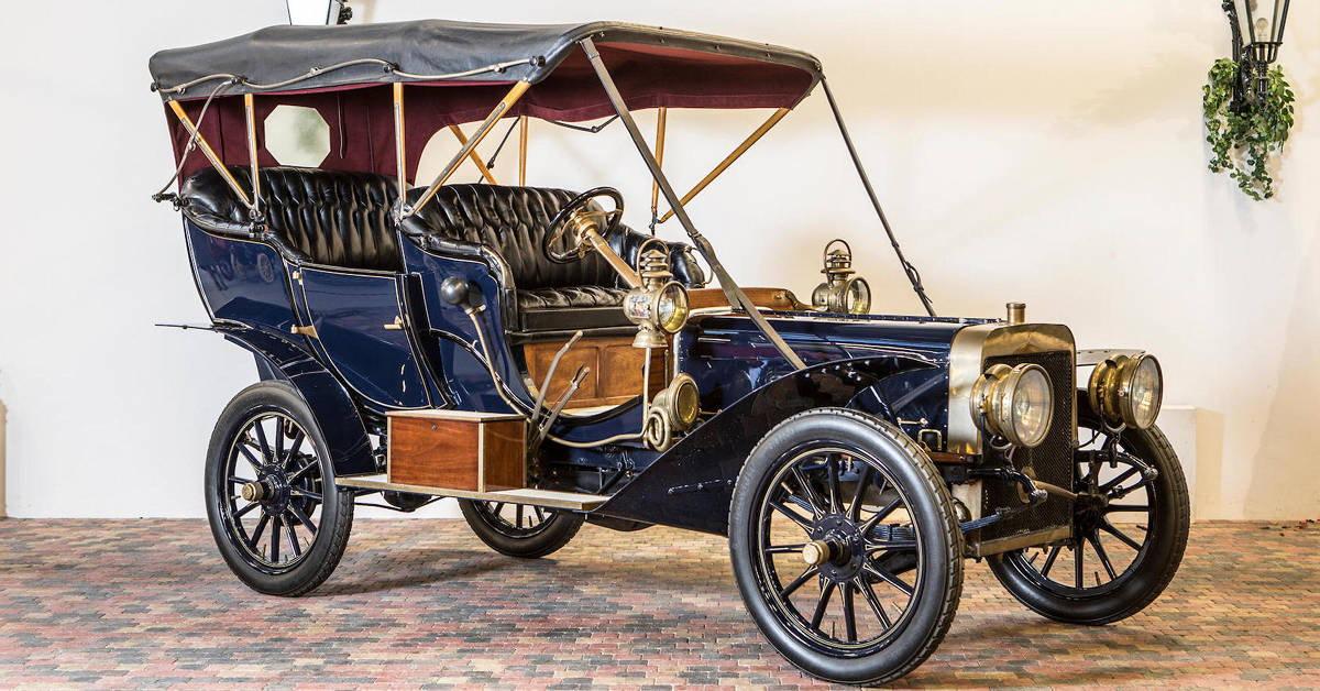 Ford Model K, 1906