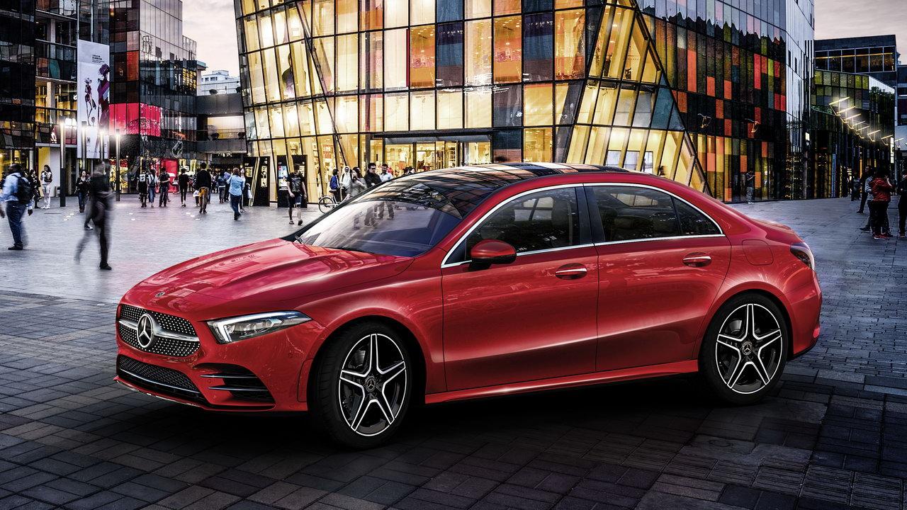 Mercedes A‑Class