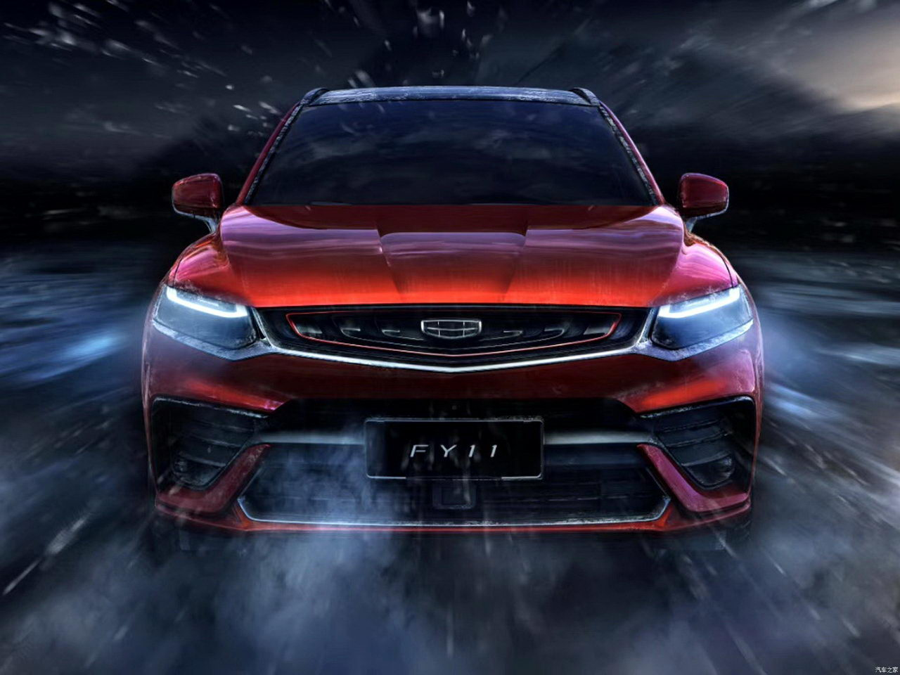 Geely FY11