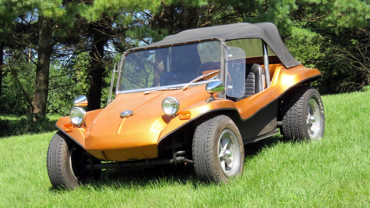 Volkswagen-dune-buggy