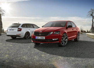 Skoda Dynamic+ Package