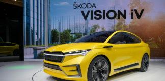 Skoda Vision IV