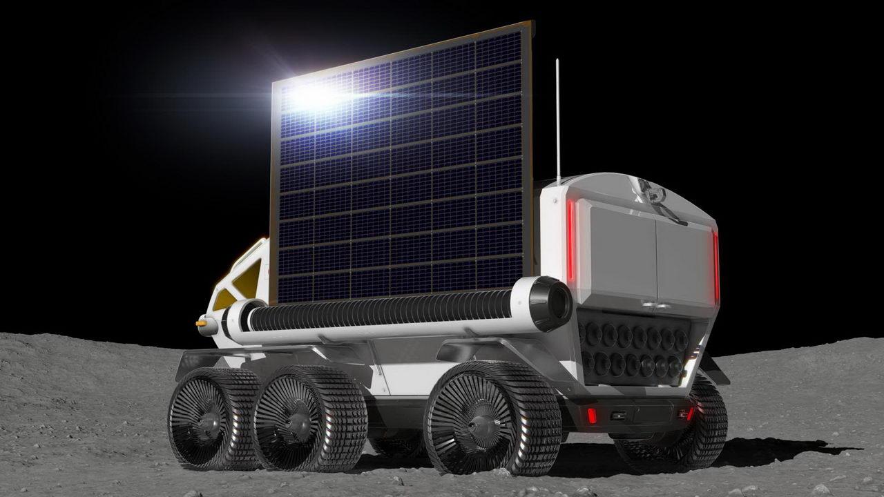 Toyota's Lunar Rover