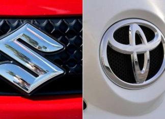Toyota Suzuki partnership