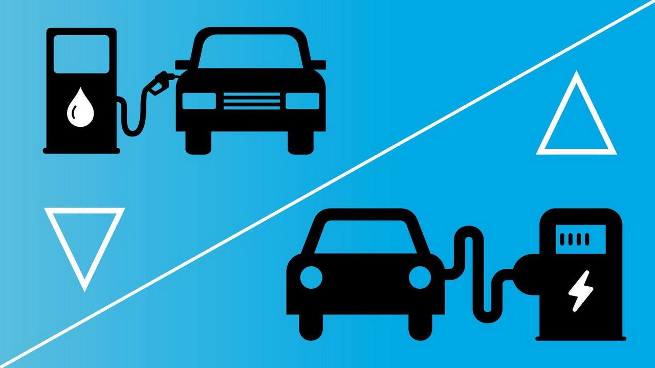 EV vs diesel