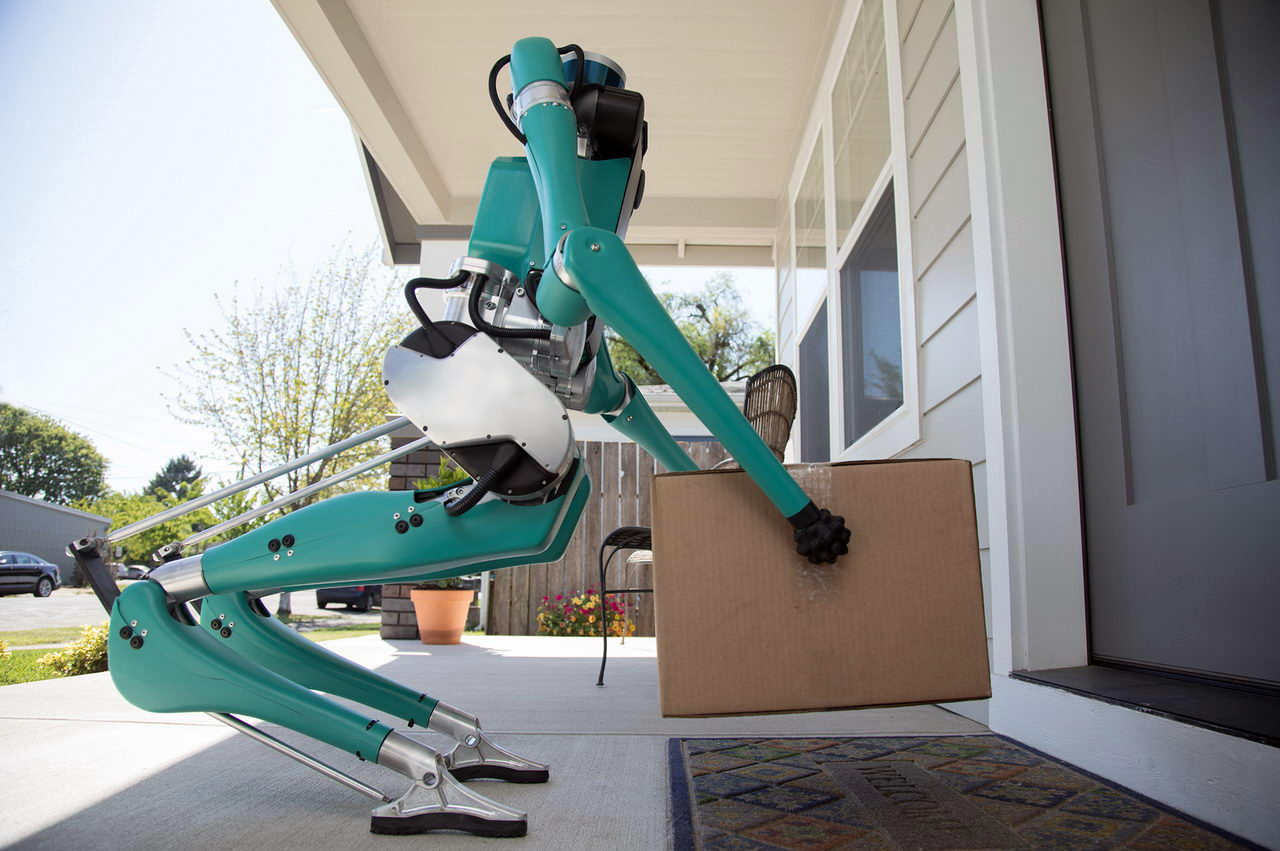 Ford Agility Robotics