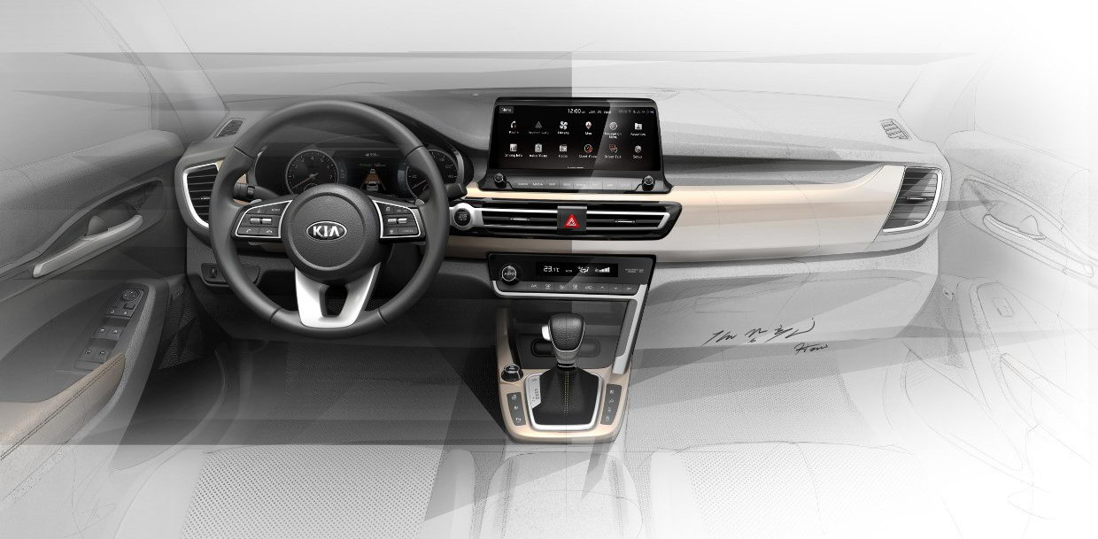 KIA new cross