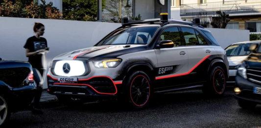 Mercedes-Benz ESV