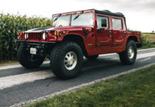 Hummer Kreisel Electric