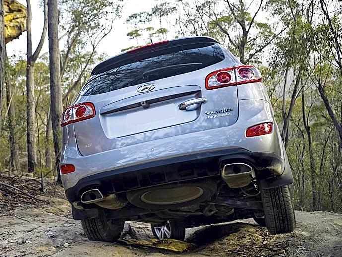 Подержанный Hyundai Santa Fe и все его болячки