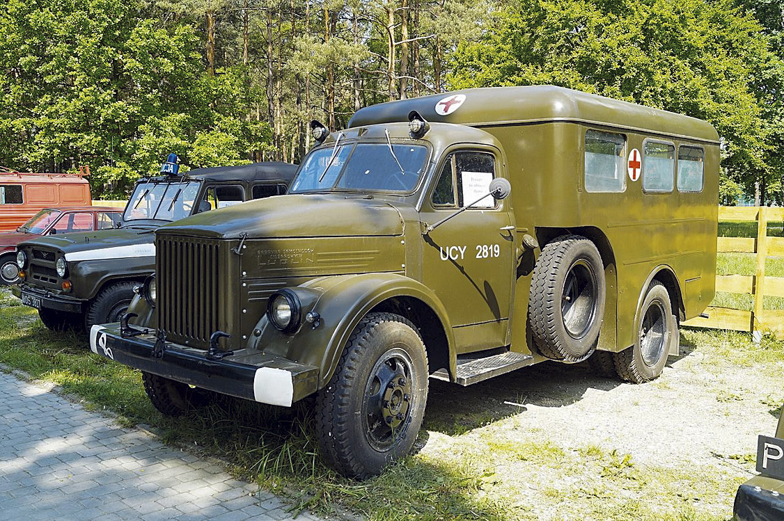 Автомобили СССР