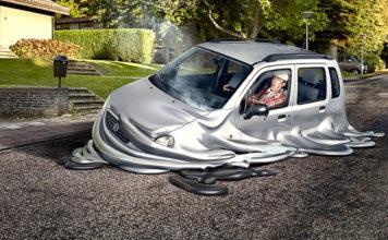 cars melt